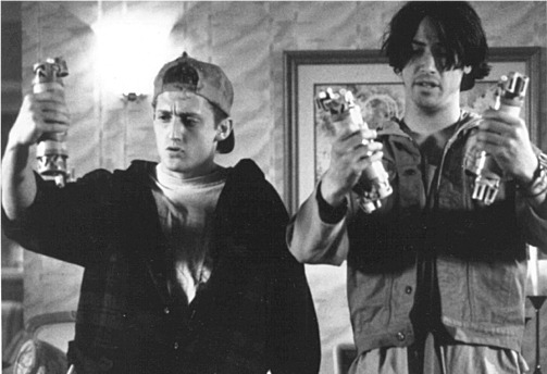 Bill & Ted's Bogus Journey deleted scene