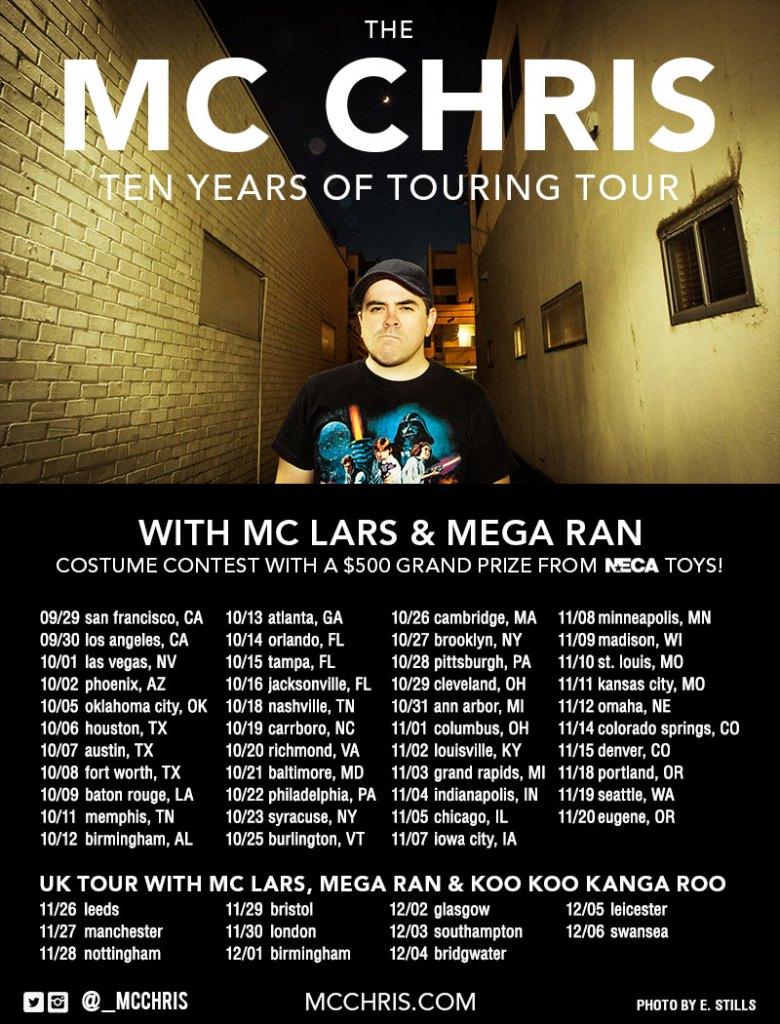 mcchristfall2016tour