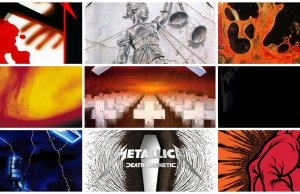 metallicacovercollage
