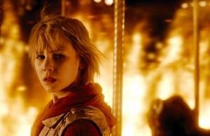 Adelaide Clemens in Silent Hill-Revelation 3D