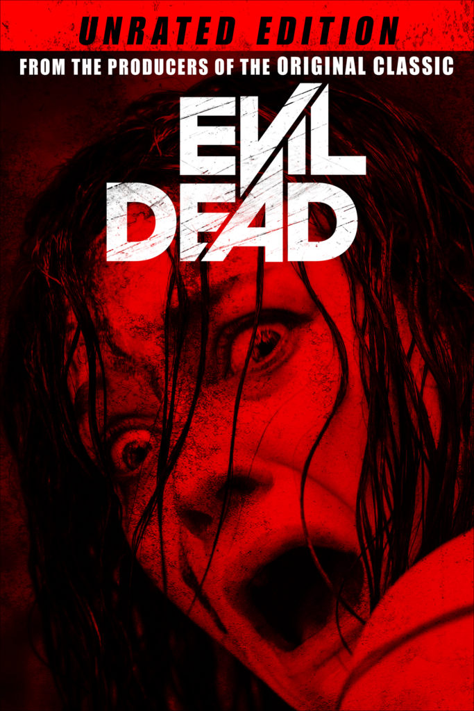 EVIL DEAD UNRATED via Sony Pictures and Bloody Disgusting