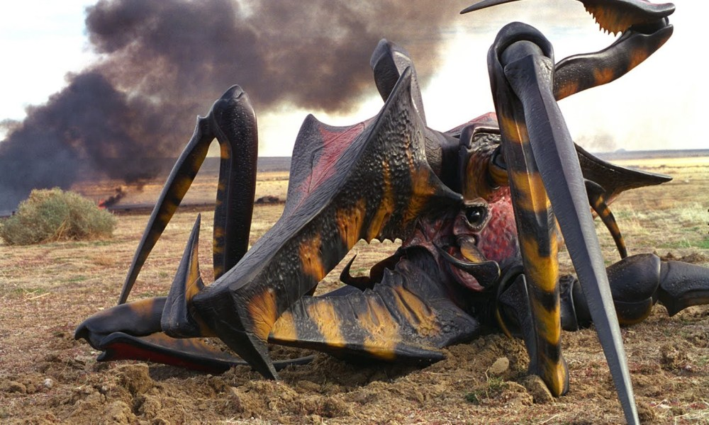 It S A Xenomorph Mashed With A Starship Troopers