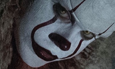 Pennywise is New Line Cinema's IT