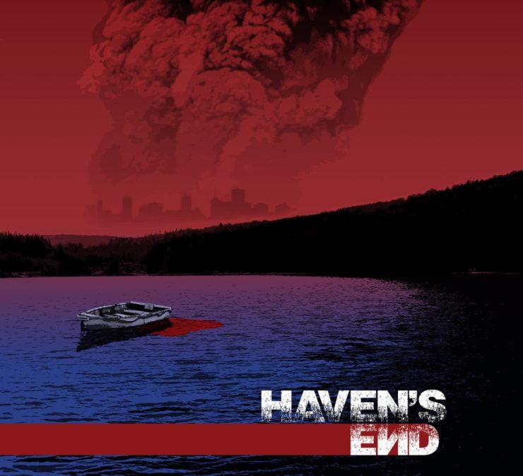 HANNAH FIERMAN HAVEN'S END