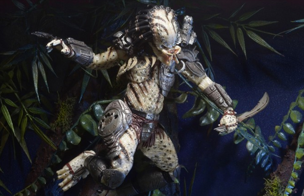Review] NECA's Ghost Predator is Another Worthwhile Figure