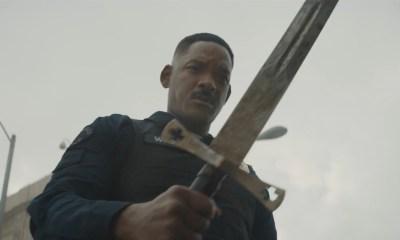 BRIGHT Will Smith Netflix