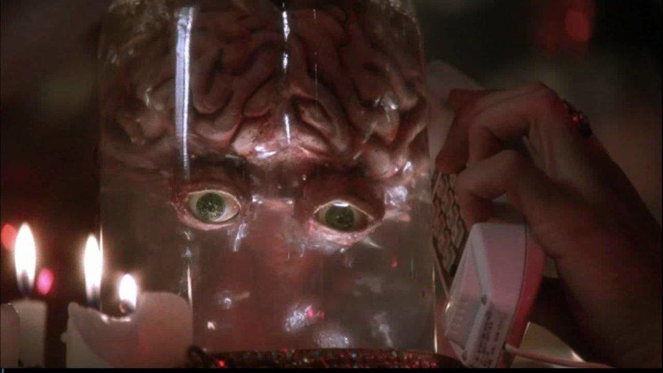 Blood Diner brain