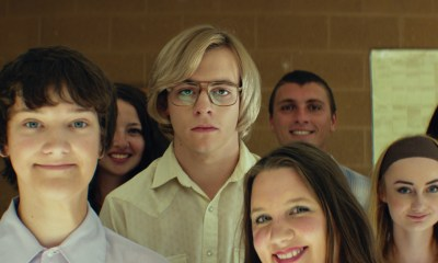 Ross Lynch as Jeffrey Dahmer in MY FRIEND DAHMER. Photo credit: Daniel Katz.
