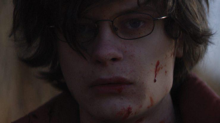 Charlie Tahan as Josh in SUPER DARK TIMES. Photo by Eli Born.