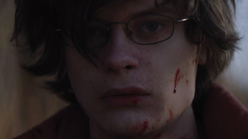 Charlie Tahan as Josh in SUPER DARK TIMES. Photo by Eli Born.