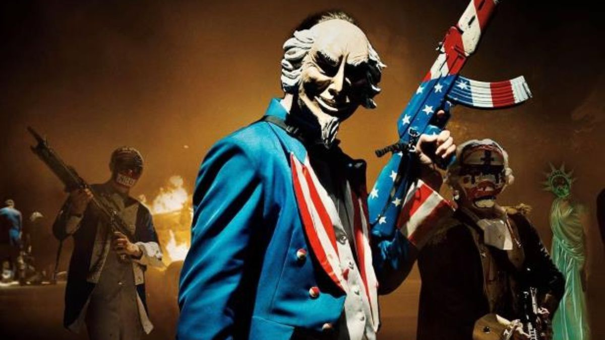 The Purge Election Year Poster Wallpapers: Why Are We Acting Like Smart, Socially Conscious Horror Is