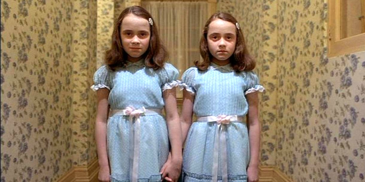 Father of Twin Girls Reveals Fun 'The Shining' Hotel Prank - Bloody Disgusting