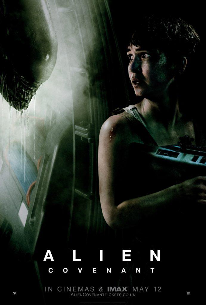 Alien Covenant poster via Fox