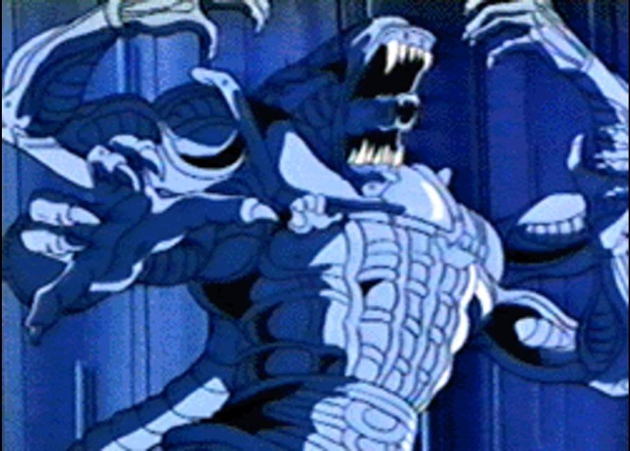alien cartoon show - photo #5