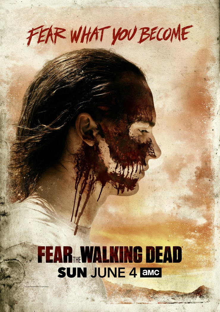 - Fear the Walking Dead _ Season 3, Key Art - Photo Credit: AMC