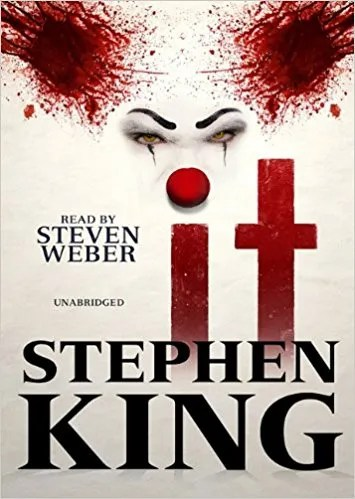 Stephen king it book cover