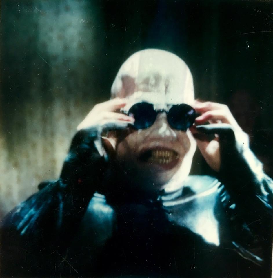 hellraiser actor shares original butterball makeup test