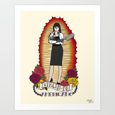 Mother's Day American Mary