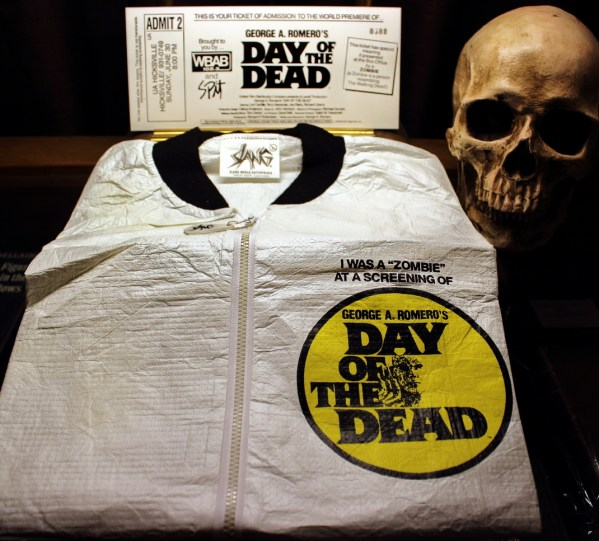 DOTD Jacket and ticket
