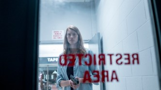 Alyssa Sutherland stars as Eve Copeland in Spike TV's THE MIST, based on a story by Stephen King. THE MIST premieres on Spike starting Thursday, June 22 at 10 PM, ET/PT.
