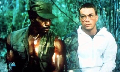 "Here's Why Jean-Claude Van Damme ""Quit"" the Original 'Predator'"