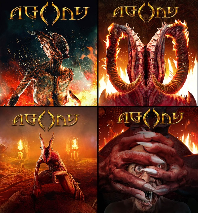 'Agony' Secures Physical Release, Game Expansion Planned ...