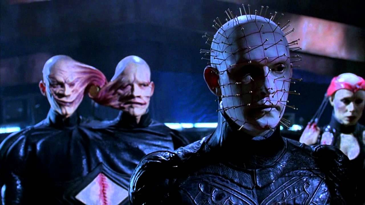 Image result for hellraiser bloodlines