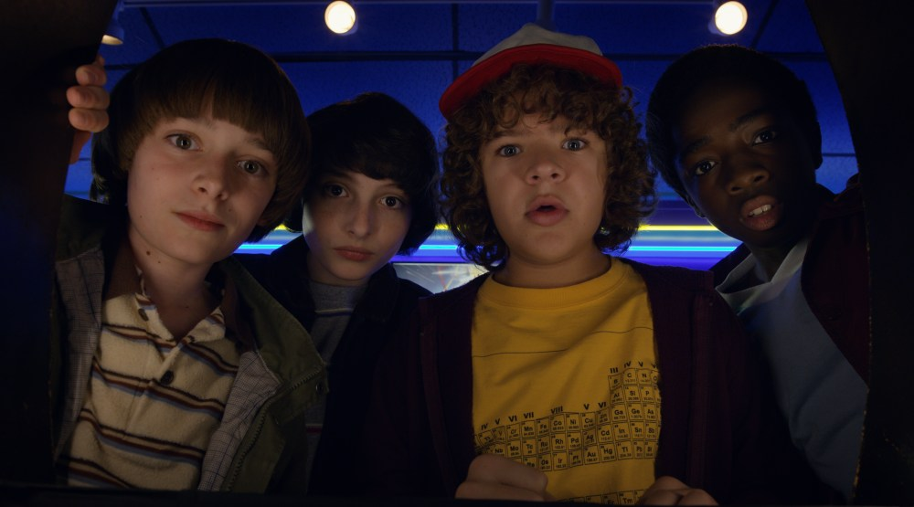 Stranger Things Season 2 via Netflix