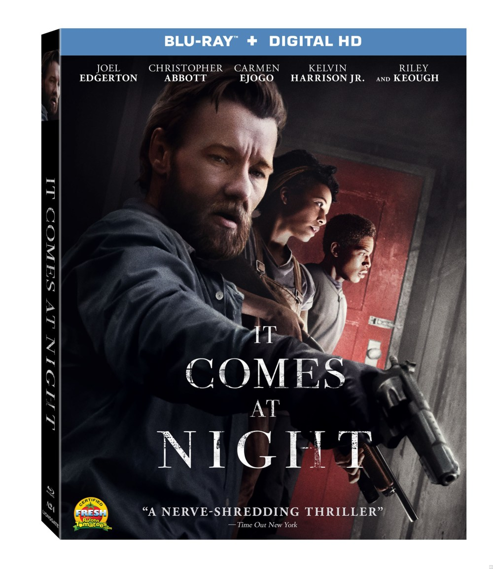 it comes at night' to blu-ray and dvd this september - bloody