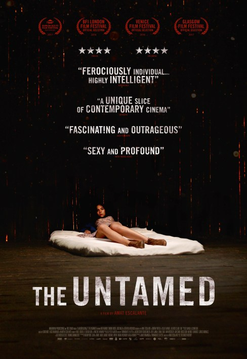 THE_UNTAMED_ONE_SHEET
