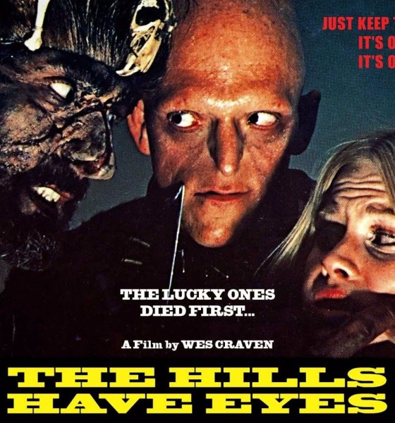 The Hills Have Eyes - Poster Banner