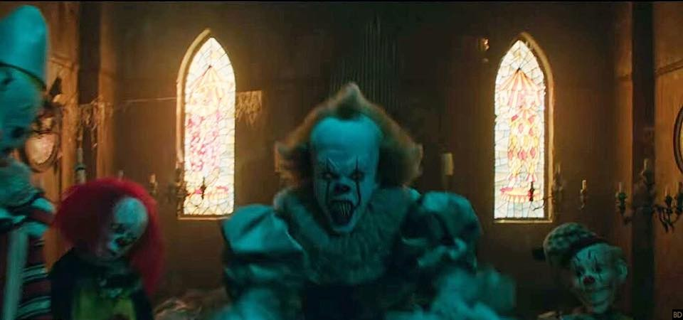 There S A Really Cool Tim Curry Easter Egg In New It Trailer Bloody Disgusting