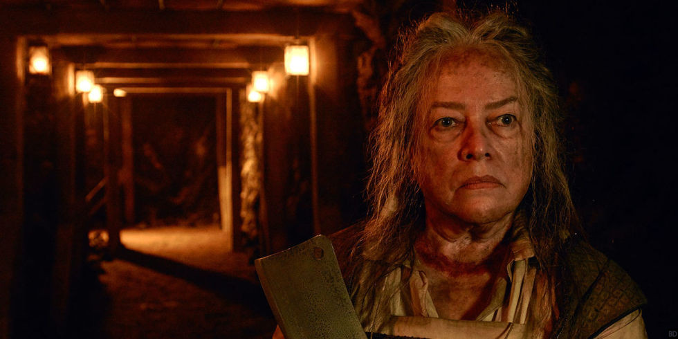 """Kathy Bates Will Not Be Back for """"American Horror Story ..."""