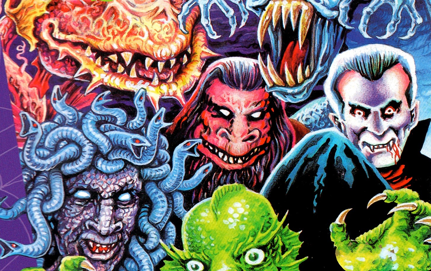 do you remember the bizarre nes game monster party