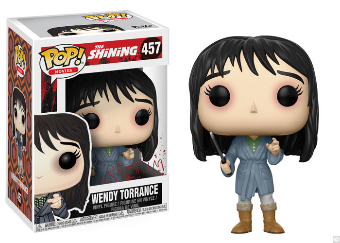 Funko Brings The Shining Into Pop Vinyl Line Bloody