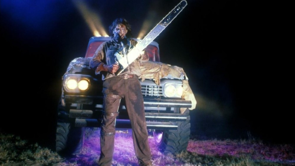 Leatherface Texas Chainsaw Massacre 3