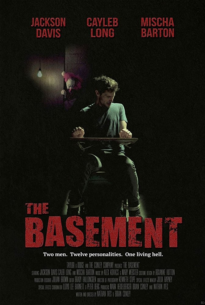 'The Basement' Trailer Plays Twisted Games With Mischa