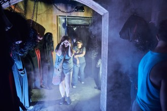 SAW: THE GAMES OF JIGSAW, HHN 27, Halloween Horror Nights 27, Halloween Horror Nights Express, HHN, Express Experiences, Premium Products, PREM