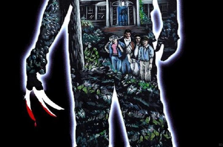 killer nightmare on elm street poster