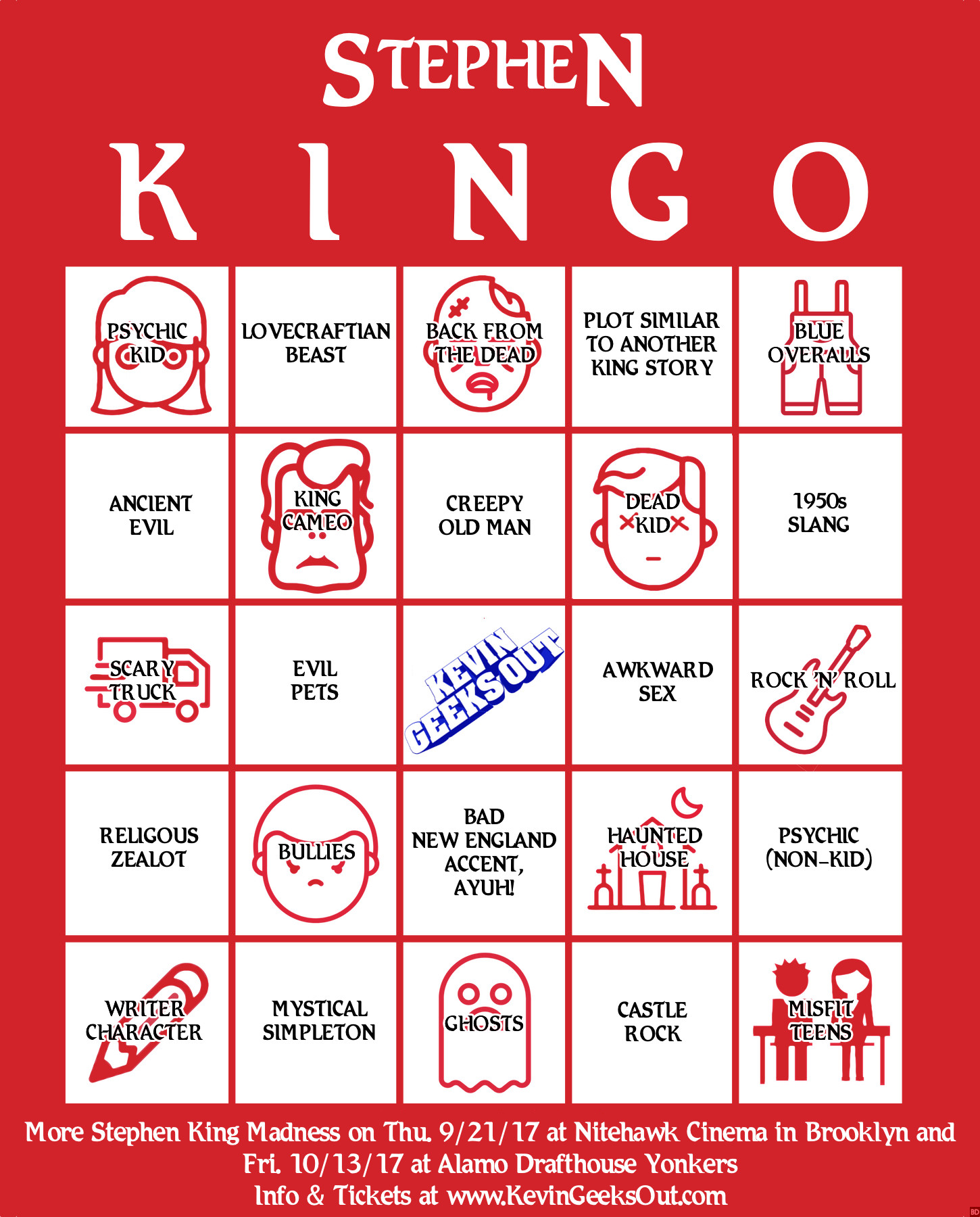 king of the bingo game theme