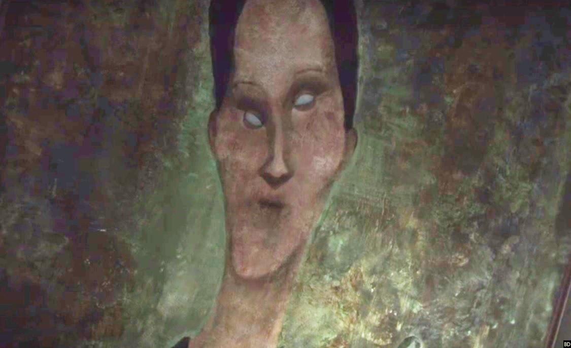 Muschietti Talks Paintings That Inspired Nightmarish New IT - It painting