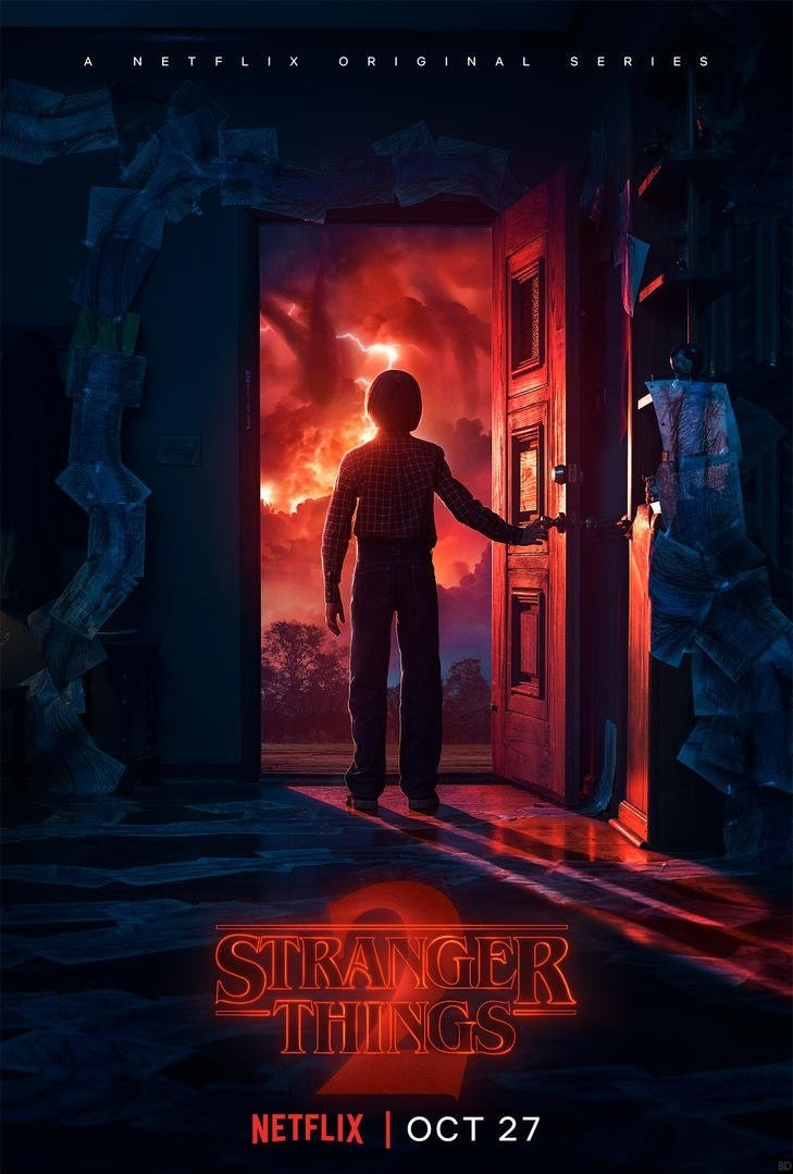 stranger things season 2 stream