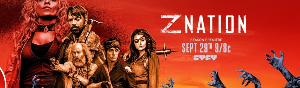 "Exceptionnel Trailer for ""Z Nation"" Season 4 Heads into the Bowels of Zombie  UC38"