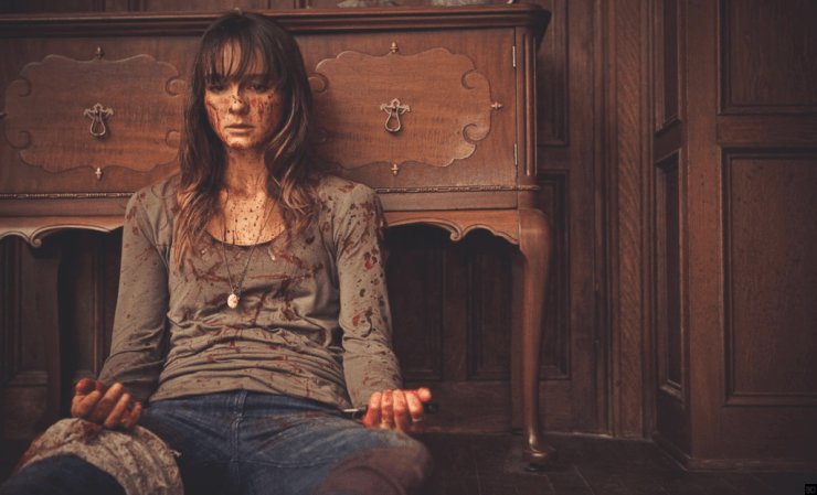 10 Strongest Female Leads in Horror   So Far! - Bloody
