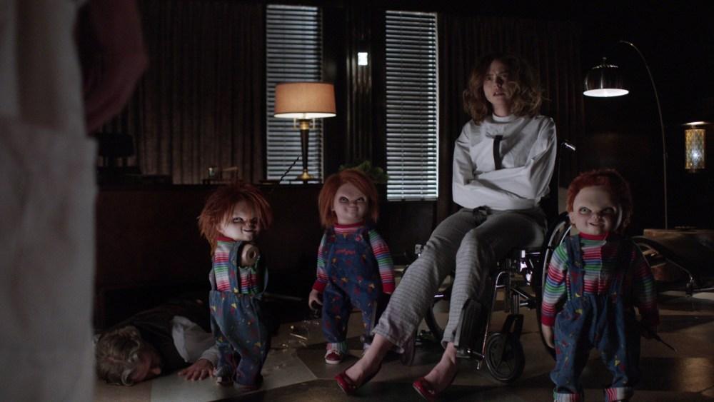 Cult of Chucky Chucky Brigade