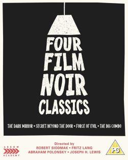 Four Film Noir Classics