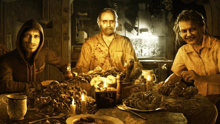 Jack Baker Resident Evil 7