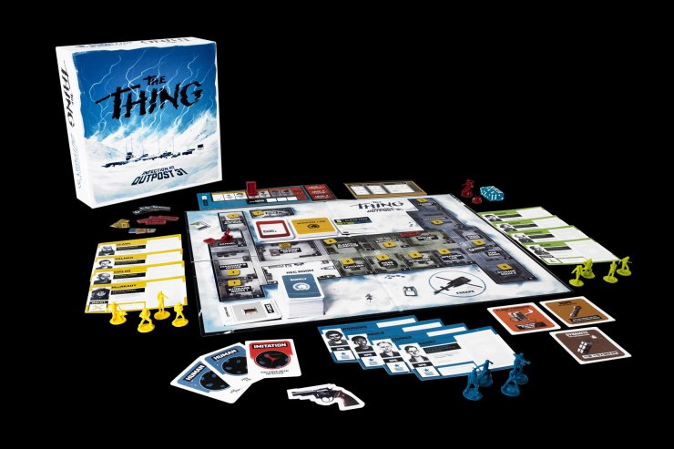 The Thing Mondo Board Game