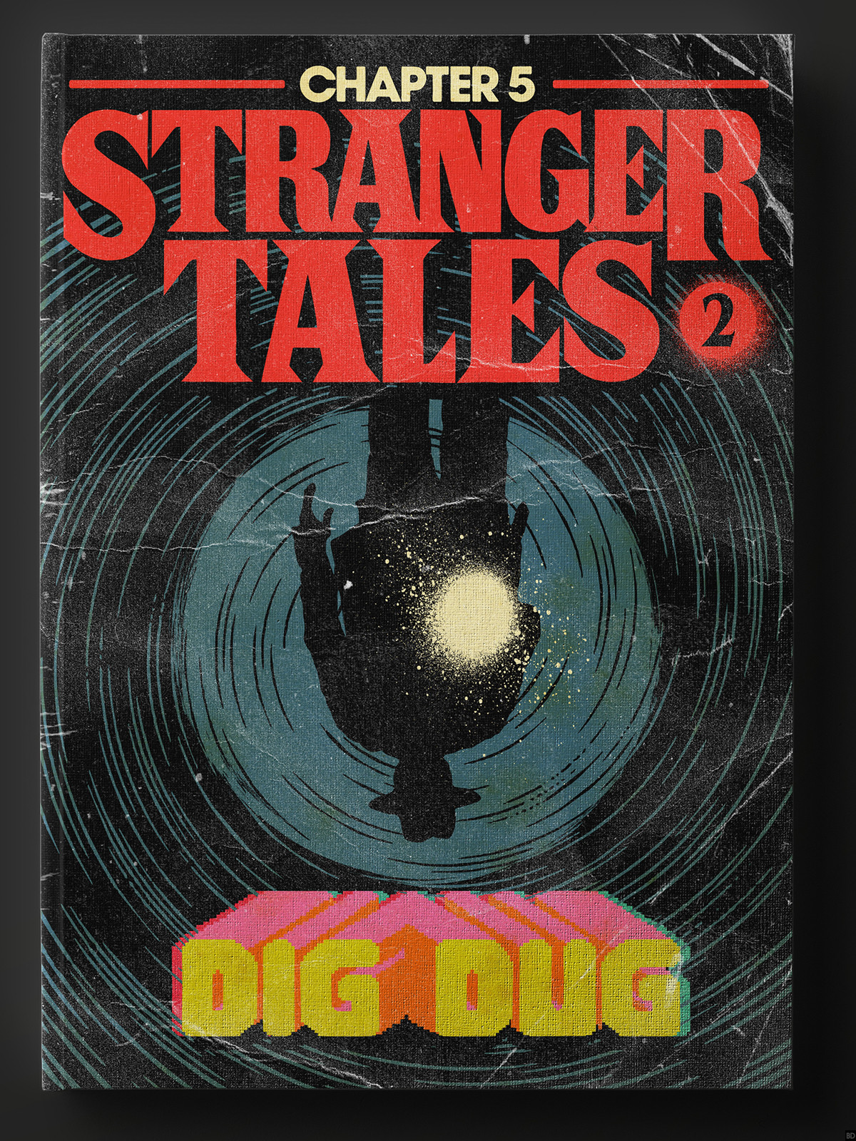 Book Cover Protector : Artist makes retro book covers for quot stranger things