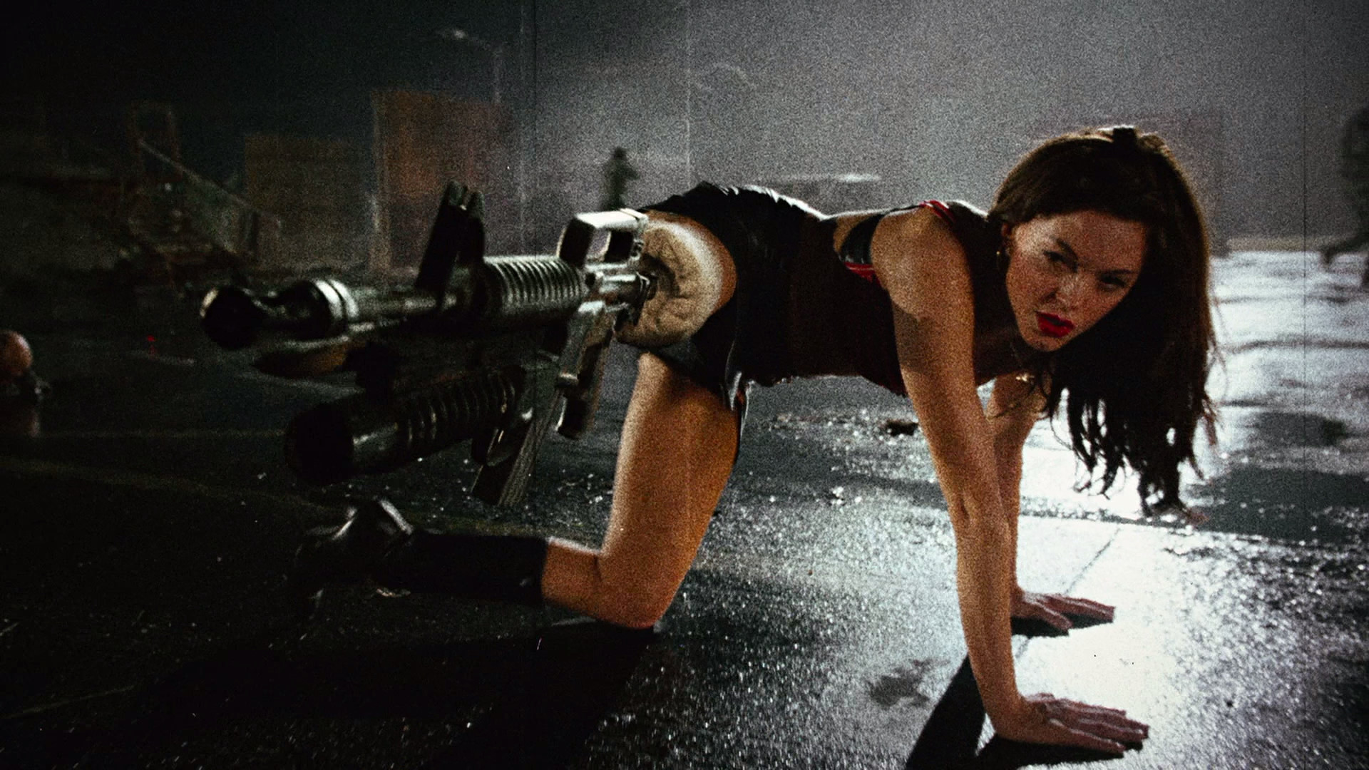 Planet Terror' is 100x More Badass in 2017 Than It Was in 2007 ...